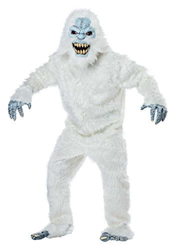 Man Beast Kostüm (Snow Beast Adult Fancy dress costume)