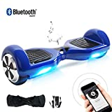 BEBK Hoverboard 6,5 Pouces Self Balance Scooter Overboard Adulte Enfant Smart Scooter Electrique...