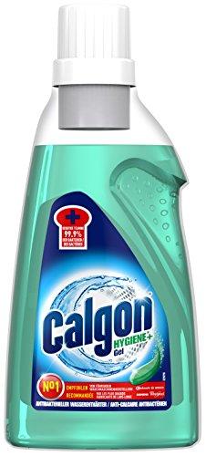 Calgon Hygiene+ Gel Wasserenthärter gegen Kalk, Schmutz und Bakterien 750ml