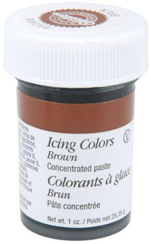 Wilton Icing Colors 1oz-Brown