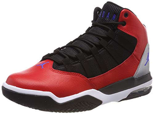 800c59944b76d Jordan Boys  Max Aura Gs Fitness Shoes Multicolour (University Red Hyper  Royal