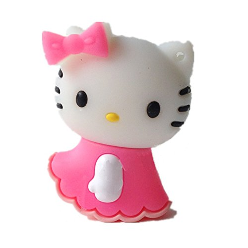 Quace 32 GB Hello Kitty Cute USB Pen Drive