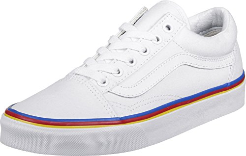 Vans Damen Ua Old Skool Sneakers Weiß