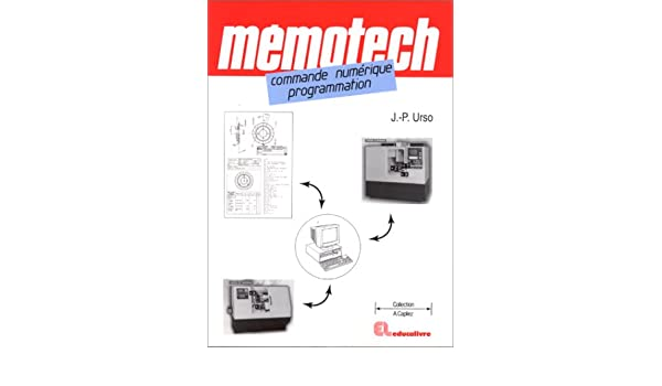 mmotech commande numrique programmation