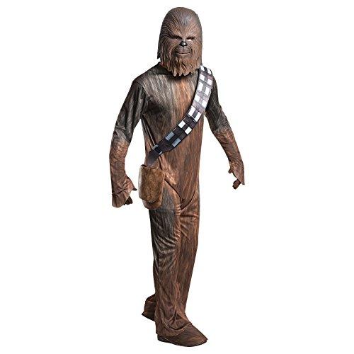 Rubie's Chewbacca-Kostüm für Erwachsene braun XL