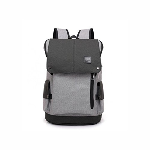 WYX Reise-Laptop-Rucksack, Casual Lade Rucksack Männer Business Computer Rucksack Outdoor-Reisen Sport Klettern Tasche Student Tasche großraum Rucksack (Farbe : 1)