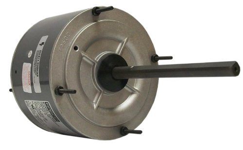 Fasco d7909 5.6-inch Condenser Fan Motor, 1/4 HP, 208 – 230 Volt, 1075 RPM, 1 Speed, 1.8 Amps, Totally Enclosed, umkehrbar, Rotation, Ball Bearing by Fasco
