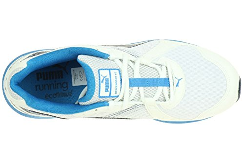 Puma Descendant V2 Sportives Nouveau Plus Bas Chaussures U blanc-majolique bleu