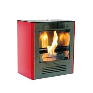 bricobravo mini ruby chauffage bio thanol cologique pour 90 m3 2300 w cuisine maison. Black Bedroom Furniture Sets. Home Design Ideas