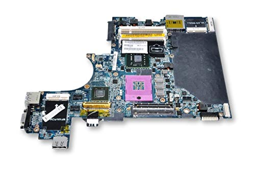 Dell Latitude E6500 Motherboard mit diskretem NVIDIA Video J331N -