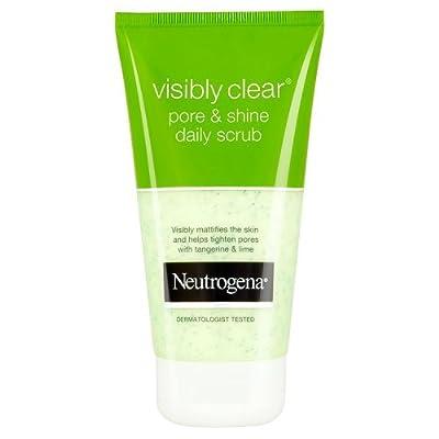 Neutrogena Visibly Clear Pink Grapefruit Daily Scrub, 150ml