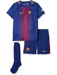 Amazon.es  equipacion barcelona niño  Ropa 1af7071ba86