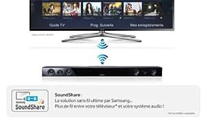 """Samsung PS51E490 TV Plasma 51"""" (129,54 cm) 3D HD TV 600 Hz 2 paires de lunettes 3D 2 HDMI USB Classe: B"""