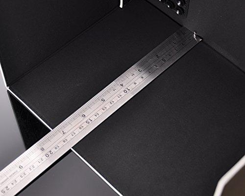DSstyles DJI FPV Inspire 1 Inspire 2 Fernbedienung iPad Tablet-Monitor Phantom 4/ Phantom 3 Halterung 9.7 '' Sonnenschutz-Haube Blende Abdekung - Weiß - 6