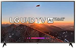 LG 139 cm (55 Inches) 4K UHD LED Smart TV 55UK6360PTE (Brown) (2018 model)