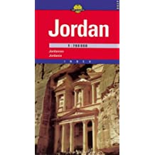 Carte routière : Jordanie, N° 6927