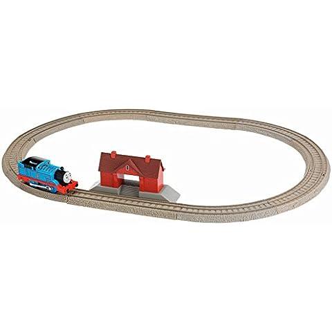 Thomas & Friends R9488 - Thomas Circuito Dia Completo (Mattel)