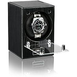 Modular watch Winder Piccolo Dark Ebony