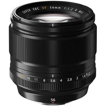 Fujifilm Fujinon XF56MMF1.2 R Objektiv schwarz