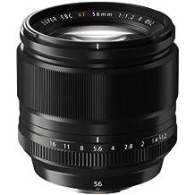 Fujifilm FUJINON XF56mmF1.2 R Obiettivo 56mm, Attacco X Mount, Nero