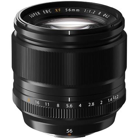Fujifilm XF 56 mm f:1.2 R - Objetivo para Fujifilm X (diámetro: 62 mm), negro