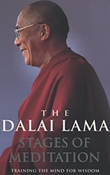 Stages Of Meditation: Training the mind for wisdom by [Lama, Dalai]