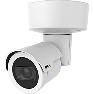 AXIS 0959-001 Companion Bullet LE Weatherproof Network Surveillance Camera, White