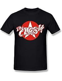 FEA Merchandising - Camiseta - Hombre - Rockabilia Clash Star Logo (Camiseta)