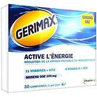 Gerimax active énergie 30 tabs preisvergleich bei billige-tabletten.eu