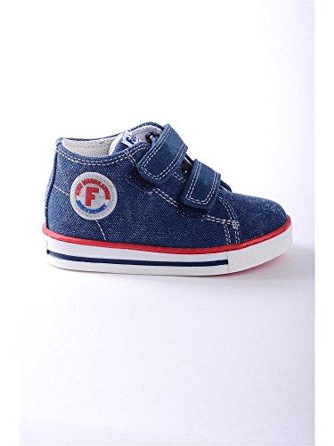 Naturino ,  Sneaker ragazzo Blu Jeans for children, Blu (Jeans), 21