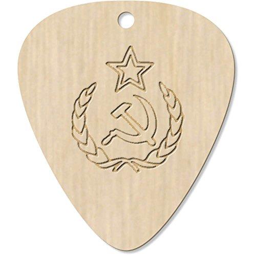 Azeeda 7 x 'Martillo Hoz' Guitarra Púa GP00015483