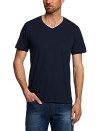 Hanes Herren T-Shirt, V-Neck