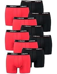 efbf516f8bd403 Suchergebnis auf Amazon.de für: boxershorts 10er pack - Rot: Bekleidung