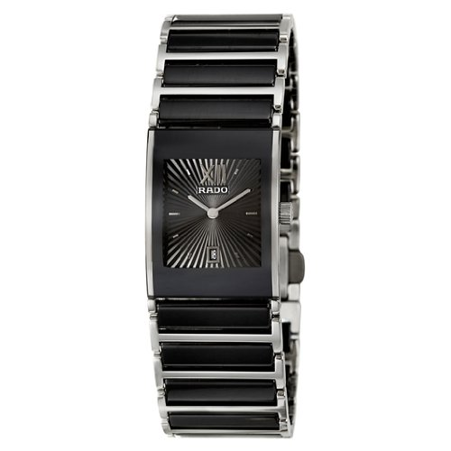 Rado Unisex-Armbanduhr Analog Quarz Keramik 160.0785.3.017