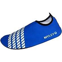 Panegy - Zapatos Deportivos Acuáticos de Agua Aguamarina Unisex Adulto para  Hombre Mujer Calzados Skin Shoes 707c417a316