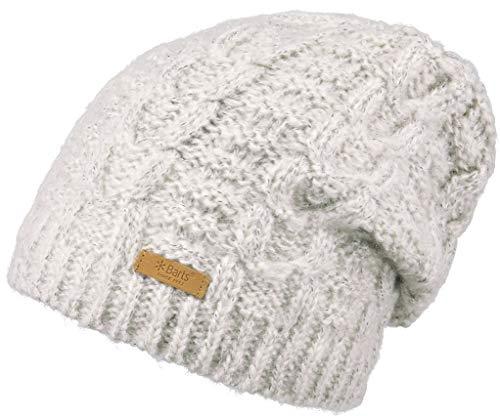Barts Damen Anemone Baskenmütze, Elfenbein (Mascarpone), One Size (Herstellergröße: Unica) -