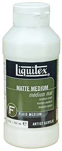 Liquitex Professional Flacon d'Additif fluide Mat Taille M 237