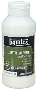 Liquitex Professional Matte Fluid Medium - 237 ml