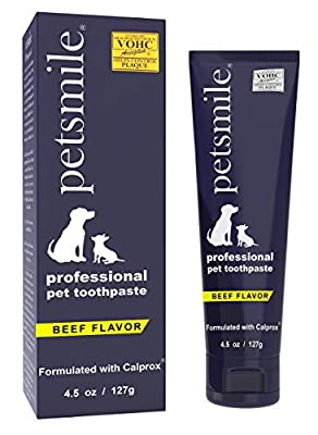 Petsmile Professional Pet Toothpaste from Supersmile