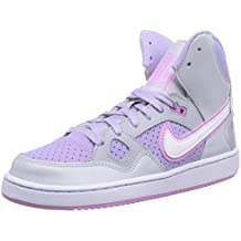 check out c9e06 03442 Nike Son of Force Mid (GS), Zapatillas de Baloncesto para Niñas