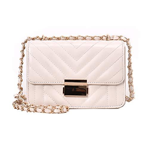 Muium borse a tracolla donna da viaggio piccole borse a spalla elegante women's fashion pure-colour slant bag single shoulder bag purse messenger bag nero