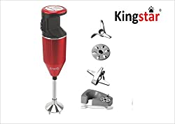 kingstar Hand Blender BMW RED