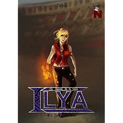 La légende de la reine Ilya: Gorllewin