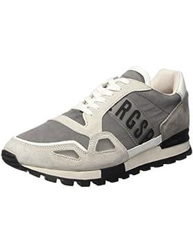 BIKKEMBERGS Herren Fend-Er 867 Niedrige Sneaker