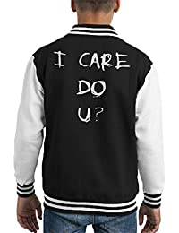 I Care Do U Busy Phillips Melania Trump Reworked Kids Varsity Jacket