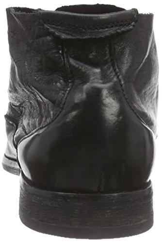 Hudson London Herren Osbourne Chukka Boots Schwarz (Noir)