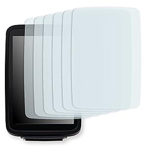 GOLEBO 6 x Protectores Pantalla Sigma Pure 1. Lámina Protectora Adhesiva Invisible Crystal Clear. Fabricado en Alemania.