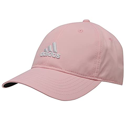 Adidas Casquette Golf Tennis Casquette rose réglable respirant Protection UV