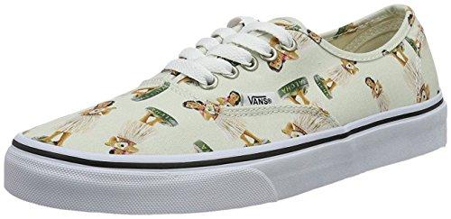 Vans Herren Authentic Sneaker Ecru