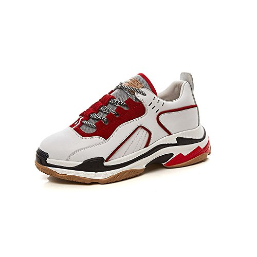 outlet store 1d5f6 c3e83 Da 55 Donna No Fire Ultra Sportive Rosso Shoes Xiaolin Scarpe S0ZPH4 ...